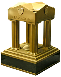 Lowe's Senior CLASS Award Trophy