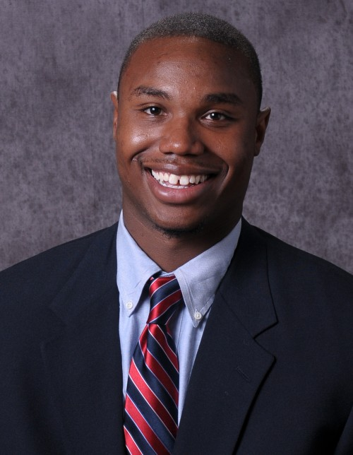 Demetrius Ward